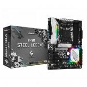 Asrock AMD AM4 B450 STEEL LEGEND ASR-B450 STEEL
