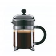 Bodum Cafetiere Chambord RVS Zwart 0.5 Liter