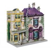 Harry Potter - Madam Malkin's Robes & Florean Fortescue's Ice Cream 3D Puzzle
