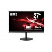"""Acer LCD 27"""" Nitro XV272UPBMIIPRZXIPS 2560X1440 2xHDMI DP 5xUSB; 144Hz Swivel HA Pivot zvucnici"""