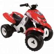ATV electric Pentru Copii Play Smoby X Power - Rosu