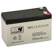 Acumulator cu gel MW 7.2-12 12V / 7.2Ah PNI-ACC712 (PNI)