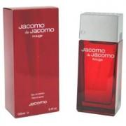 Jacomo Rouge Eau de Toilette para homens 100 ml