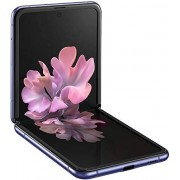 Samsung Galaxy Z Flip 4G LTE Modelo SM-F700N / 256 GB / desbloqueado de fábrica Versión internacional fabricada en Corea (morado espejo)