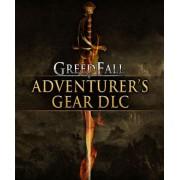 GREEDFALL - THE ADVENTURER'S GEAR PACK (DLC) - STEAM - MULTILANGUAGE - WORLDWIDE - PC