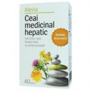 Ceai Hepatic Alevia 40dz