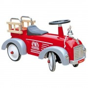 Camion primipassi pompieri