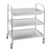 Serving trolley - 2 shelves