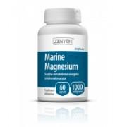 Magneziu marin, sustine metabolismul energetic si sistemul muscular 60cps ZENYTH