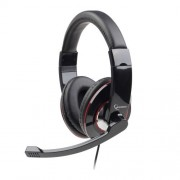 Stereo slušalice sa mikrofonom Gembird MHS-001