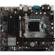 Placa de baza MSI H110M Pro-VDL Socket 1151