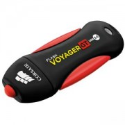 Флаш памет Corsair Voyager GT USB 3.0 64GB, Read 390MBs - Write 80MBs, Plug and Play, CMFVYGT3C-64GB