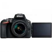 Nikon »D5600 Kit« Spiegelreflexkamera (AF-P DX 18-55 VR, 24,2 MP, Bluetooth, NFC, WLAN (Wi-Fi)