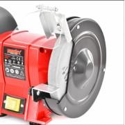 Polizor de banc HECHT 1723, putere 350 W, diametru piatra 200 mm, 2950 rpm
