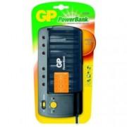 Зарядно устройство GP PB320GS Universal Charger за батерии AA,AAA,C,D,9V