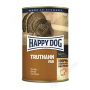 Happy Dog konzerv TRUTHAHN PUR (Pulyka) 12x400g
