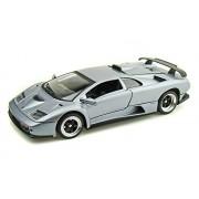 Lamborghini Diablo GT, Grey - Motormax 73168 - 1/18 Scale diecast Model Toy car