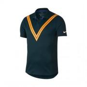 Nike Court TechKnit Cool RF Advantage Polo Midnight Spruce M