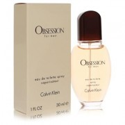 Obsession For Men By Calvin Klein Eau De Toilette Spray 1 Oz