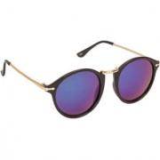 Arzonai Rising Star MA-006-S3 Unisex Round Sunglasses