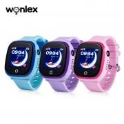 Ceas smartwatch GPS copii GW400X cu WiFi