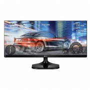 Monitores LED Lg 25 Pulgadas Ultra Wide 25um58 Aspecto 21:9 Hdmi Ideal Para Gamers Y Profesionales Panel IPS