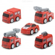 5PCS Kids Pull Back Cars Airplanes Set Mini Toy Vehicles Kit For Boys Girls Toddlers