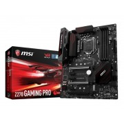 MSI PLO02529 MSI Z270 GAMING PRO + MSI RGB LED Strip - 400mm