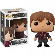 Pop! Vinyl Figura Pop! Vinyl Tyrion Lannister - Juego de Tronos