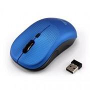 Sbox Mouse Wireless 1600dpi WM-106BL Blueberry Blu