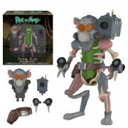Action Figure Rick and Morty Pickle Rick Action Figure