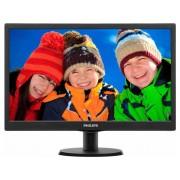 Philips Monitor PHILIPS 203V5LSB26/10 (Caja Abierta - 20'' - HD - LED TFT)