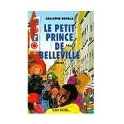 Le petit prince de Belleville - Calixthe Beyala - Livre