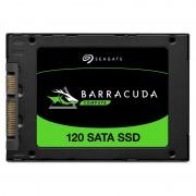 Seagate 250GB Barracuda 120 SSD; SATA 6GB/s; Read 540MB; Write 520MB; 2.5'' Internal; Retail packaging