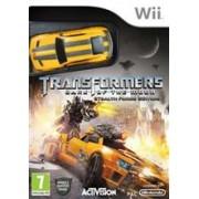 Transformers Dark of The Moon Plus Toy Nintendo Wii