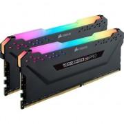 Memorie Corsair Vengance Pro RGB 16GB (2x8) DDR4 3000 Mhz Radiator Black