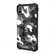 Urban Armor Gear Ochranný kryt pro iPhone XS MAX - UAG, Pathfinder Arctic Camo