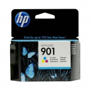 HP Original Tintenpatrone CC656AE (No.901) color