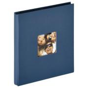 Walther Fun blue 10x15 400 Photos Slip-In Album EA110L