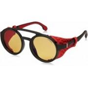 Carrera Round Sunglasses(Yellow)