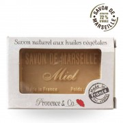 Provence & Co Marseille Seife Provence et Co HONIG - 100gr