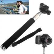 Maxy Asta Selfie Estensibile St-55 Per Action Cam Black Per Modelli A Marchio Puluz
