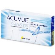 Acuvue Oasys for Astigmatism (6 šošoviek)