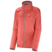 Salomon Agile Jacket Lady Coral L
