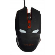 6D USB Gaming mouse, геймърска мишка - Multi-colored подсветка