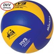 mikasa Volleyball MVA 200-VBL Bundesliga - blau/gelb | 5