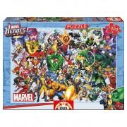 Puzzle 1000 Heroes De Marvel - Educa Borras