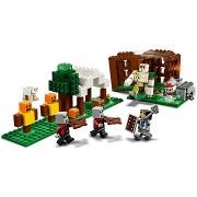 LEGO Minecraft 21159 A Fosztogató őrtorony