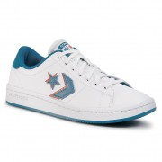 Сникърси CONVERSE - All-Court Ox 567868C White/Egyptian Blue