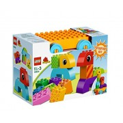Lego Toddler Build and Pull Along
